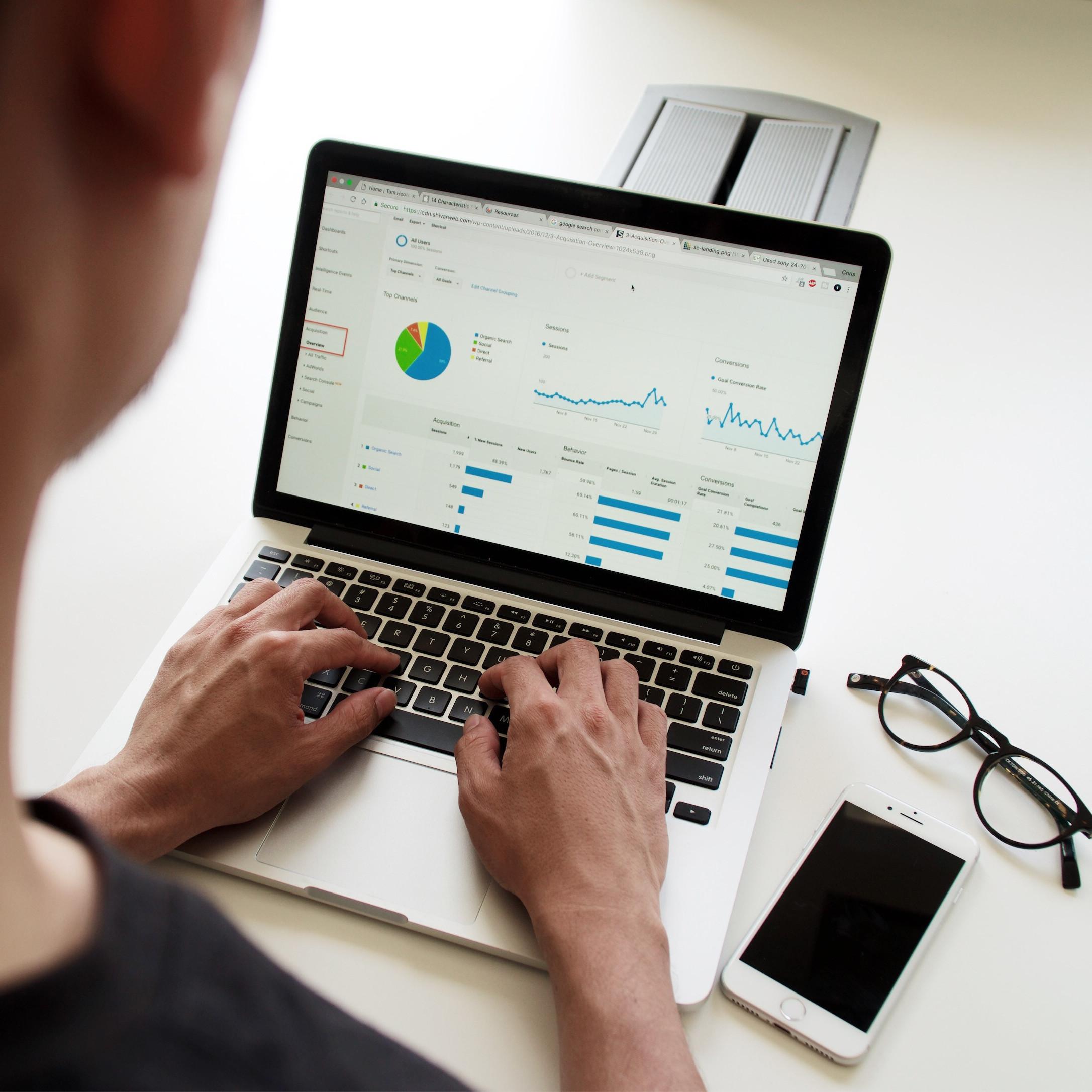 Web-Analyse + Analytics