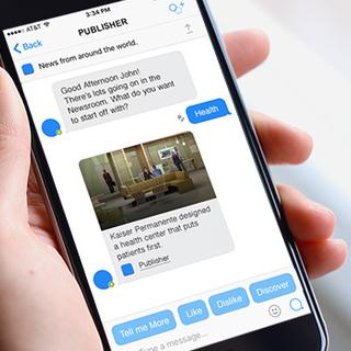 Chatbots für Marketing + Kundenservice