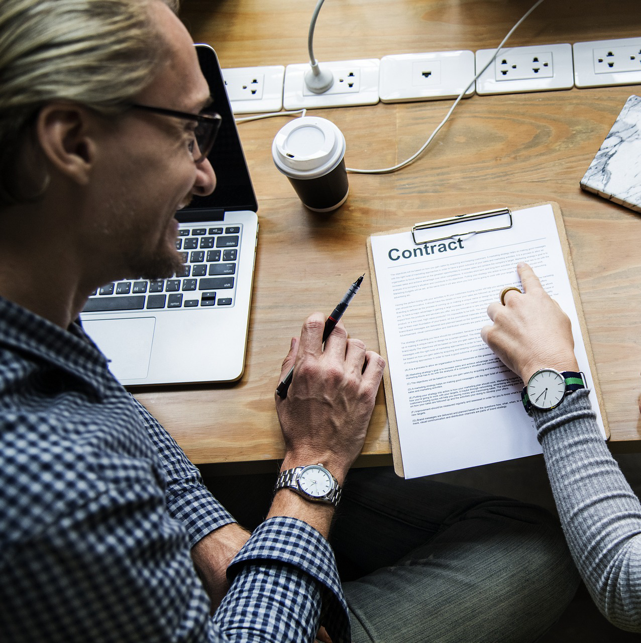 Recruiting + Personalmanagement